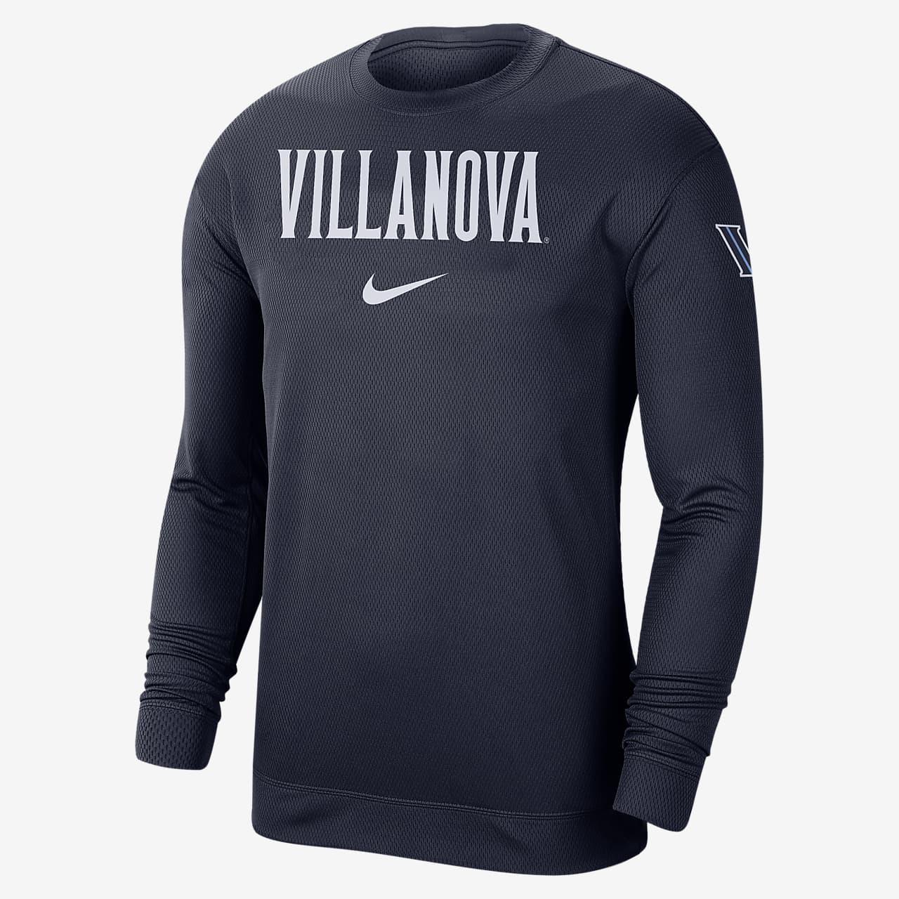 Nike College Dri-FIT Spotlight (Villanova) Men's Long-Sleeve Top