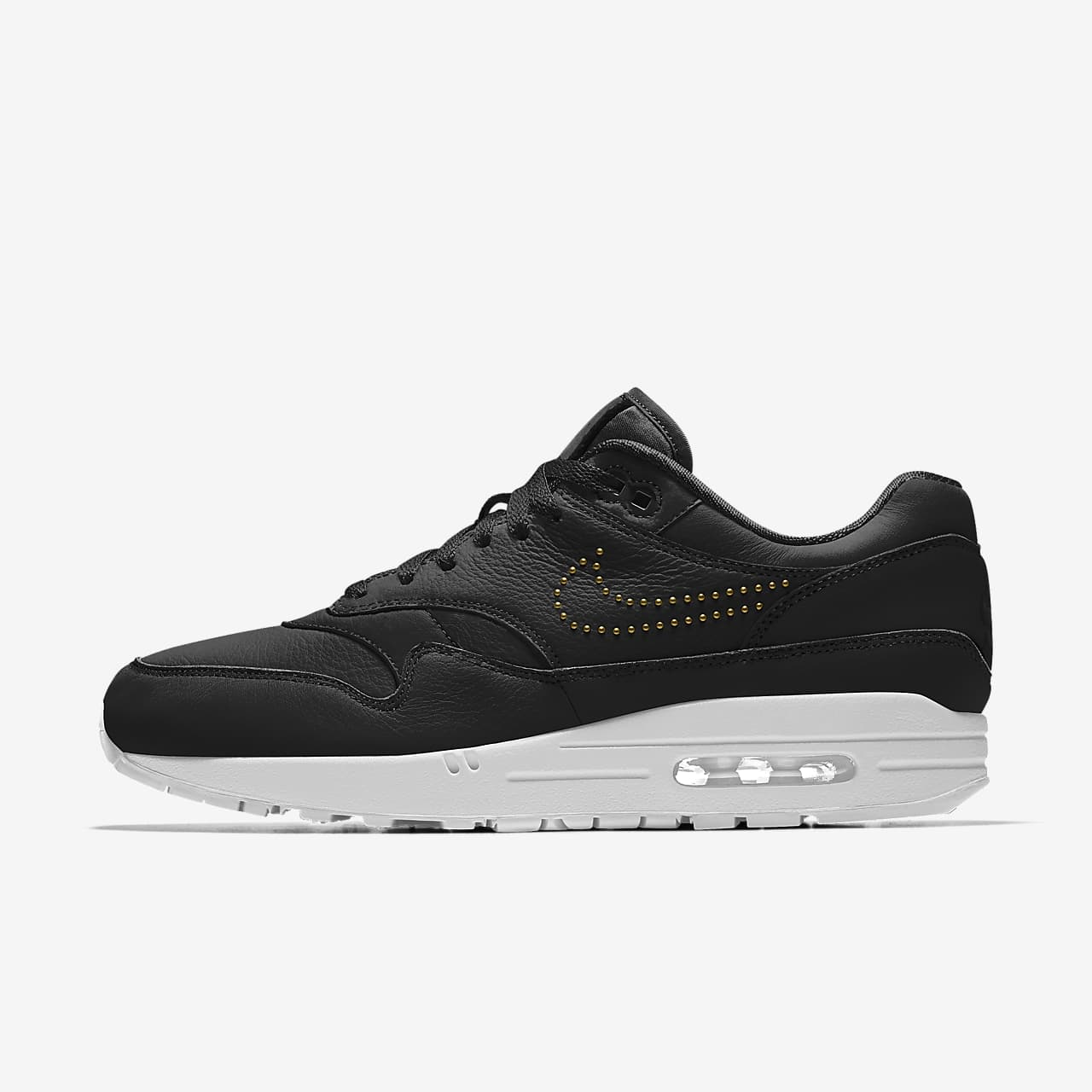Scarpa personalizzabile Nike Air Max 1 Premium By You - Donna. Nike CH