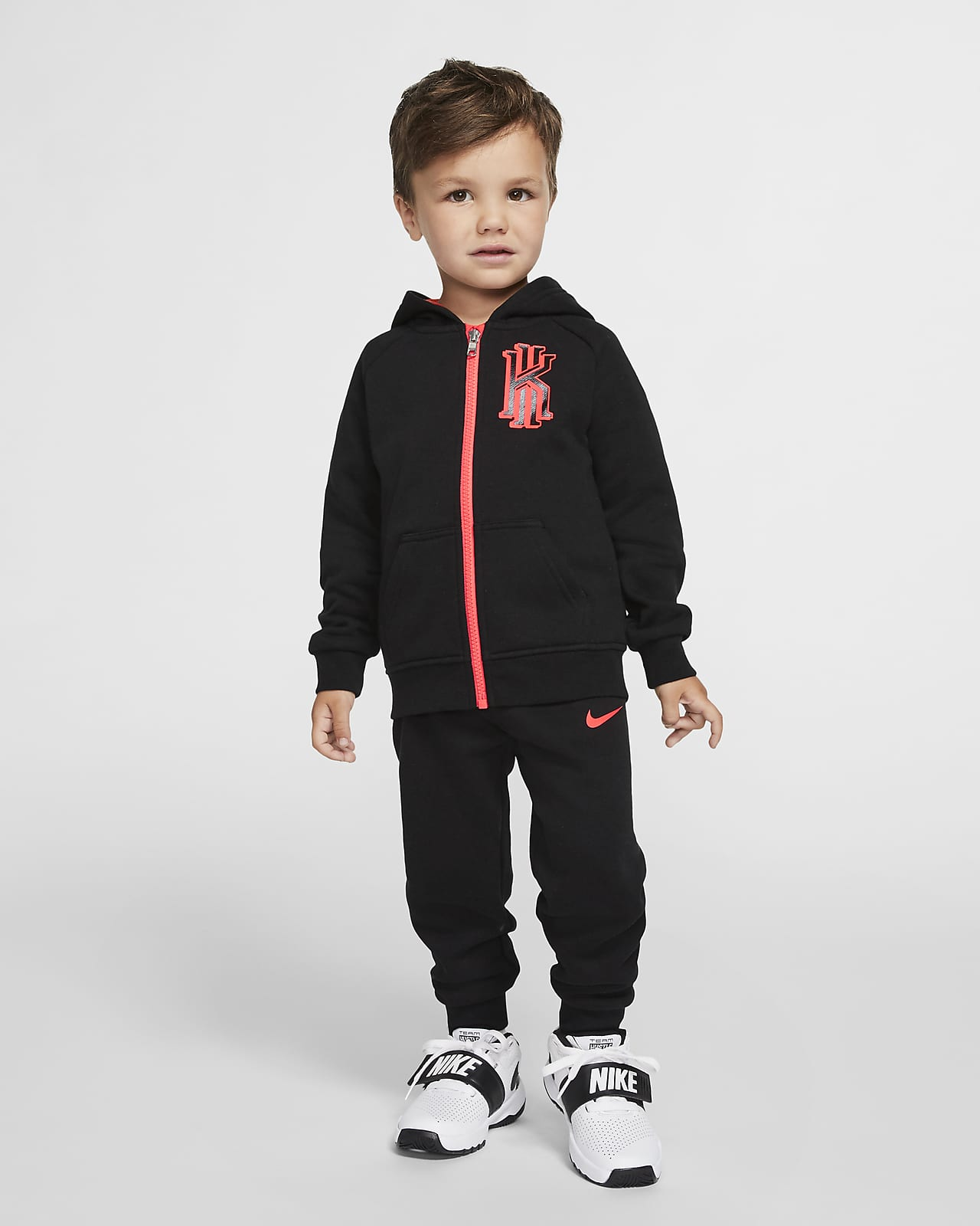 Kyrie-sæt med hættetrøje og joggingbukser til småbørn