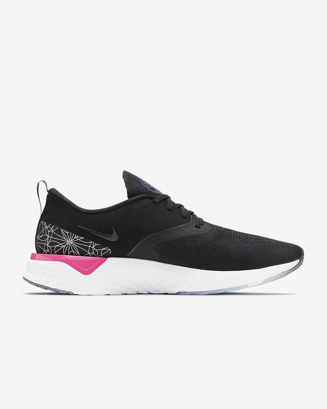 fin de semana Inaccesible exageración  Nike Odyssey React Flyknit 2 Men's Running Shoe. Nike GB