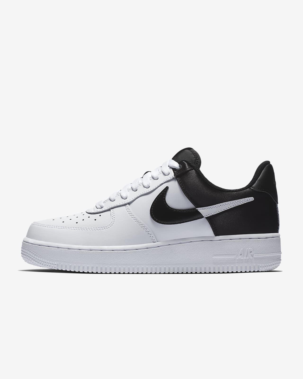 scarpe nike air force one 1 low 07 nba white