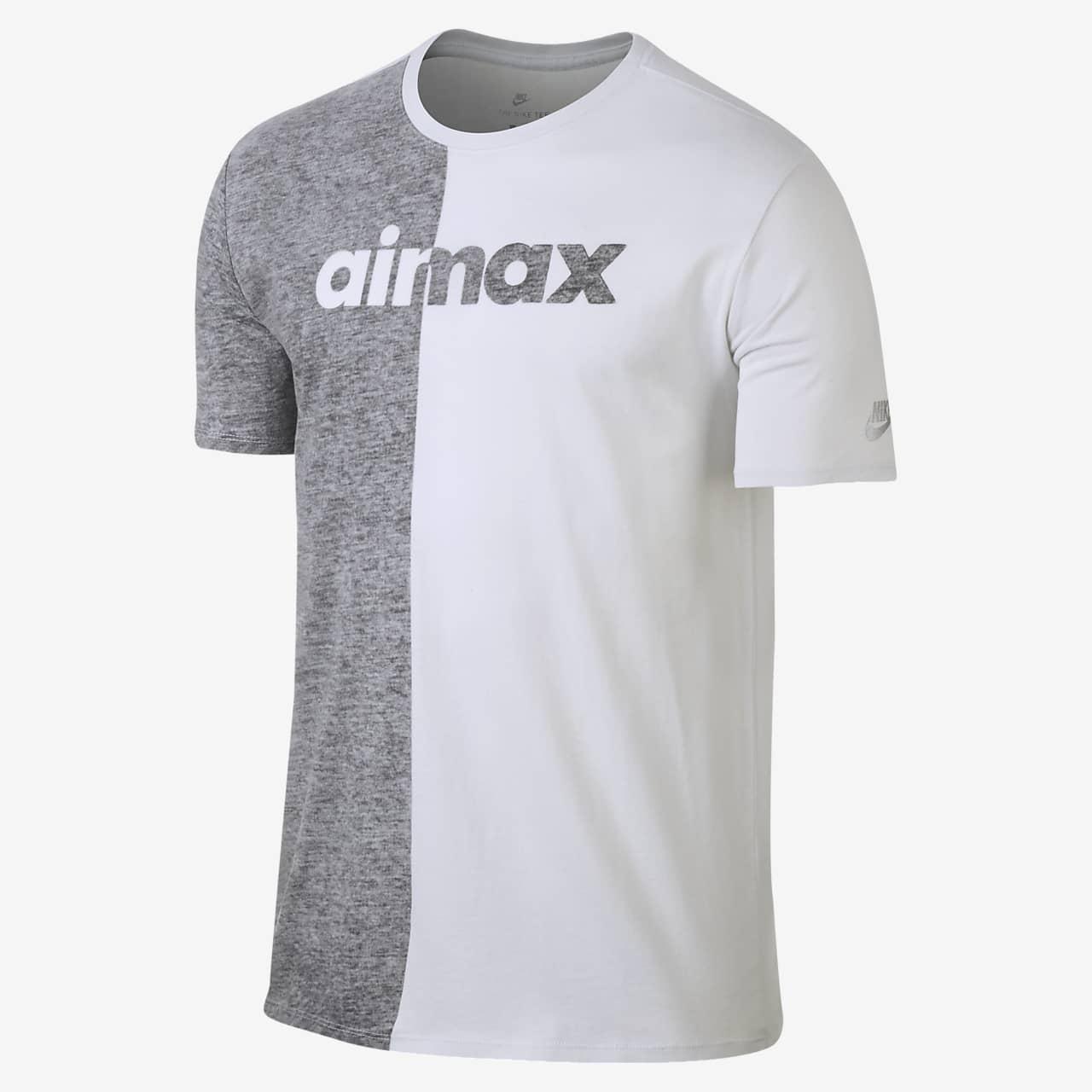 principio ocupado Rebelión  Nike Sportswear Air Max Men's T-Shirt. Nike IN