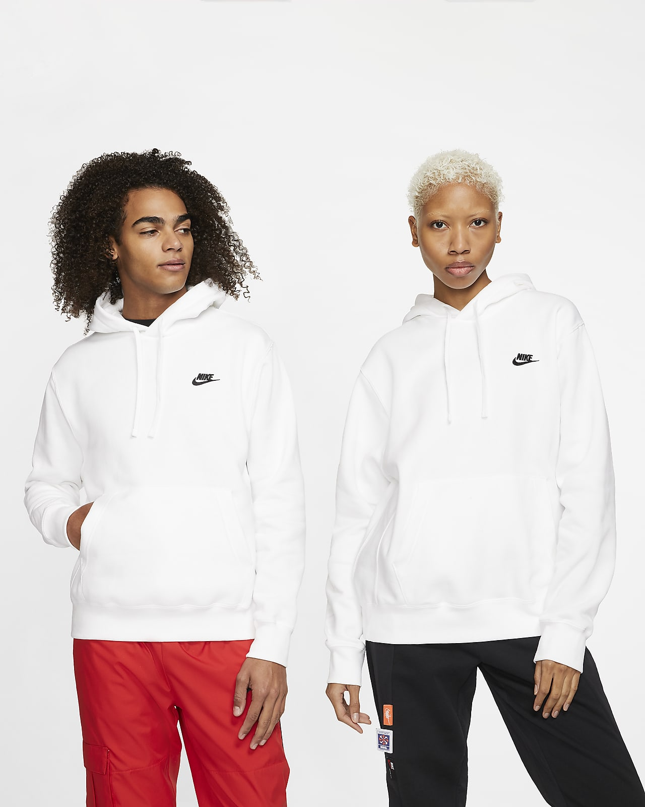 Huvtröja Nike Sportswear Club Fleece