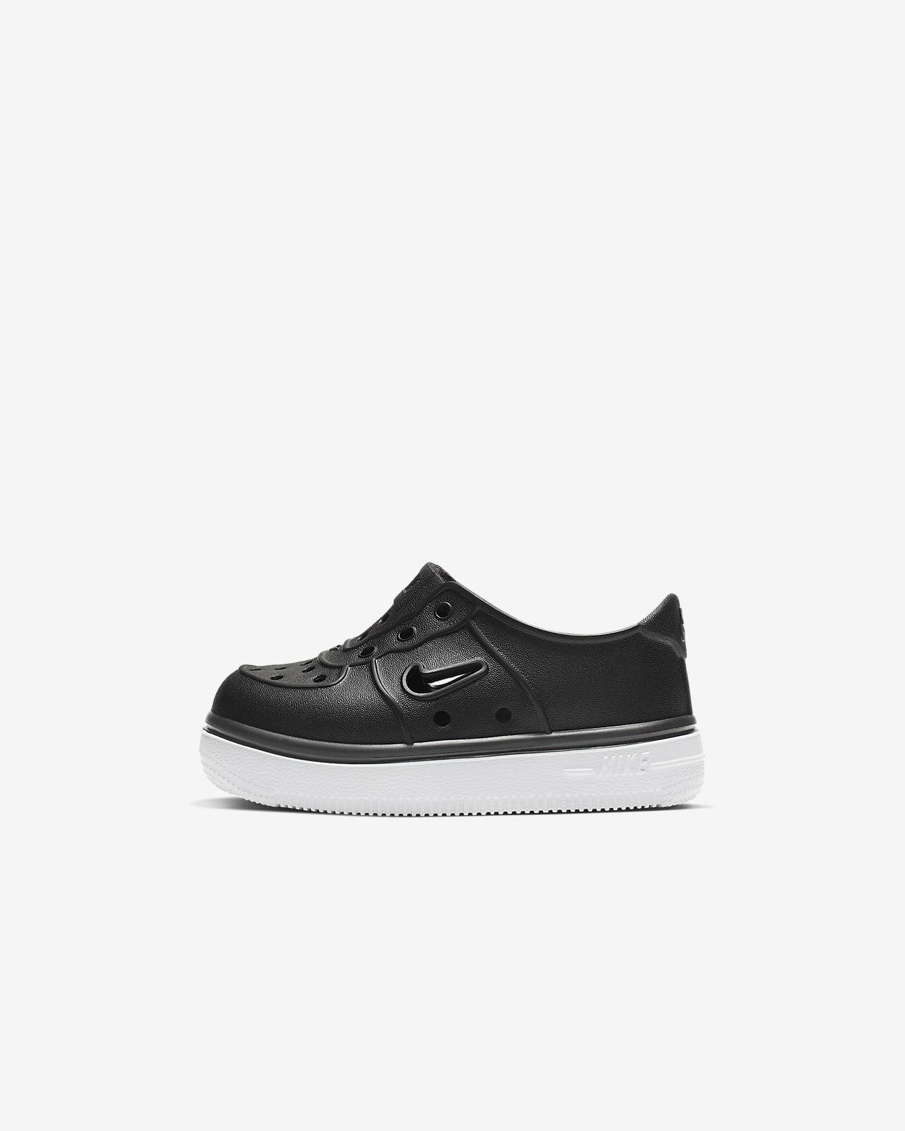 Nike Foam Force 1 嬰幼兒鞋款