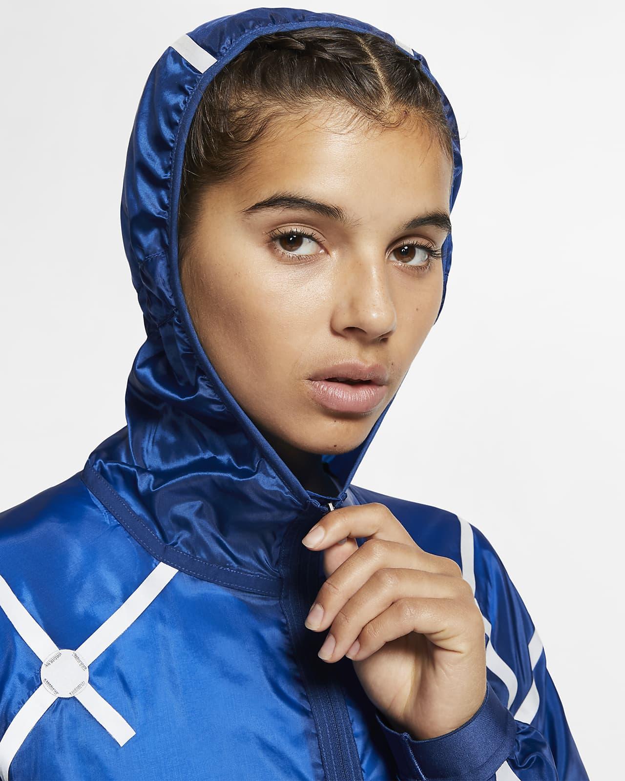 Veste de running à capuche Nike City Ready pour Femme