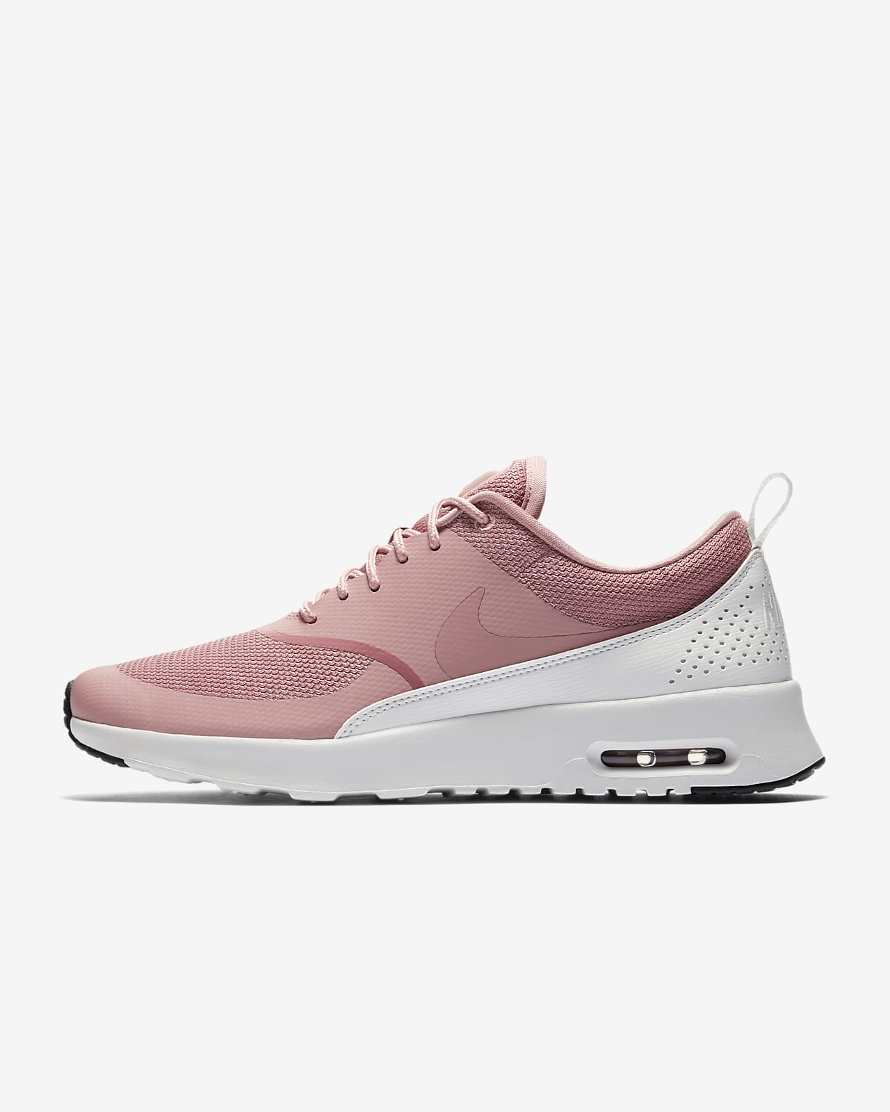 air max thea running review
