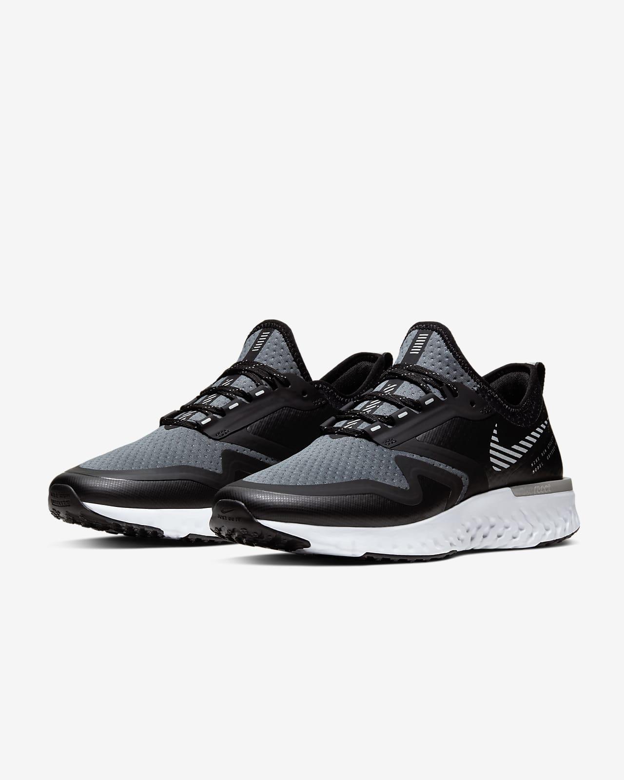 women's nike shield running shoes