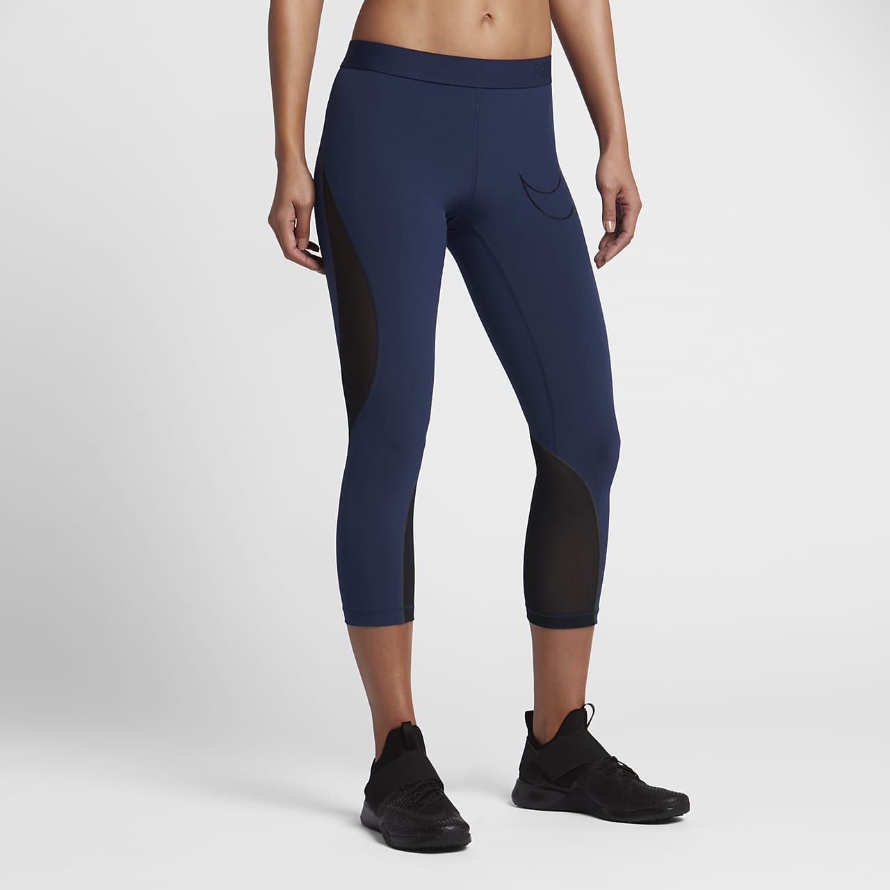 Mentalidad damnificados colonia  Nike Pro HyperCool Women's Training Capris. Nike ID