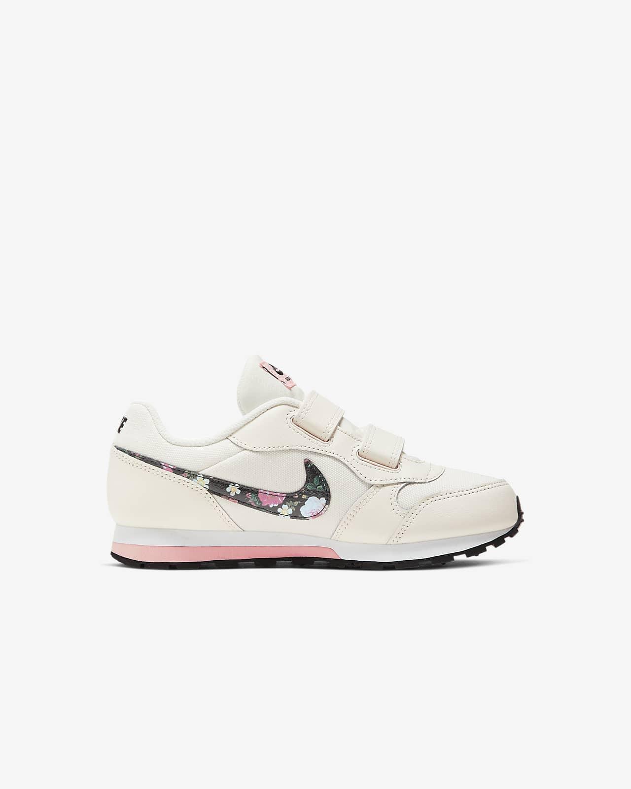 Vintage Floral Younger Kids' Shoe. Nike LU