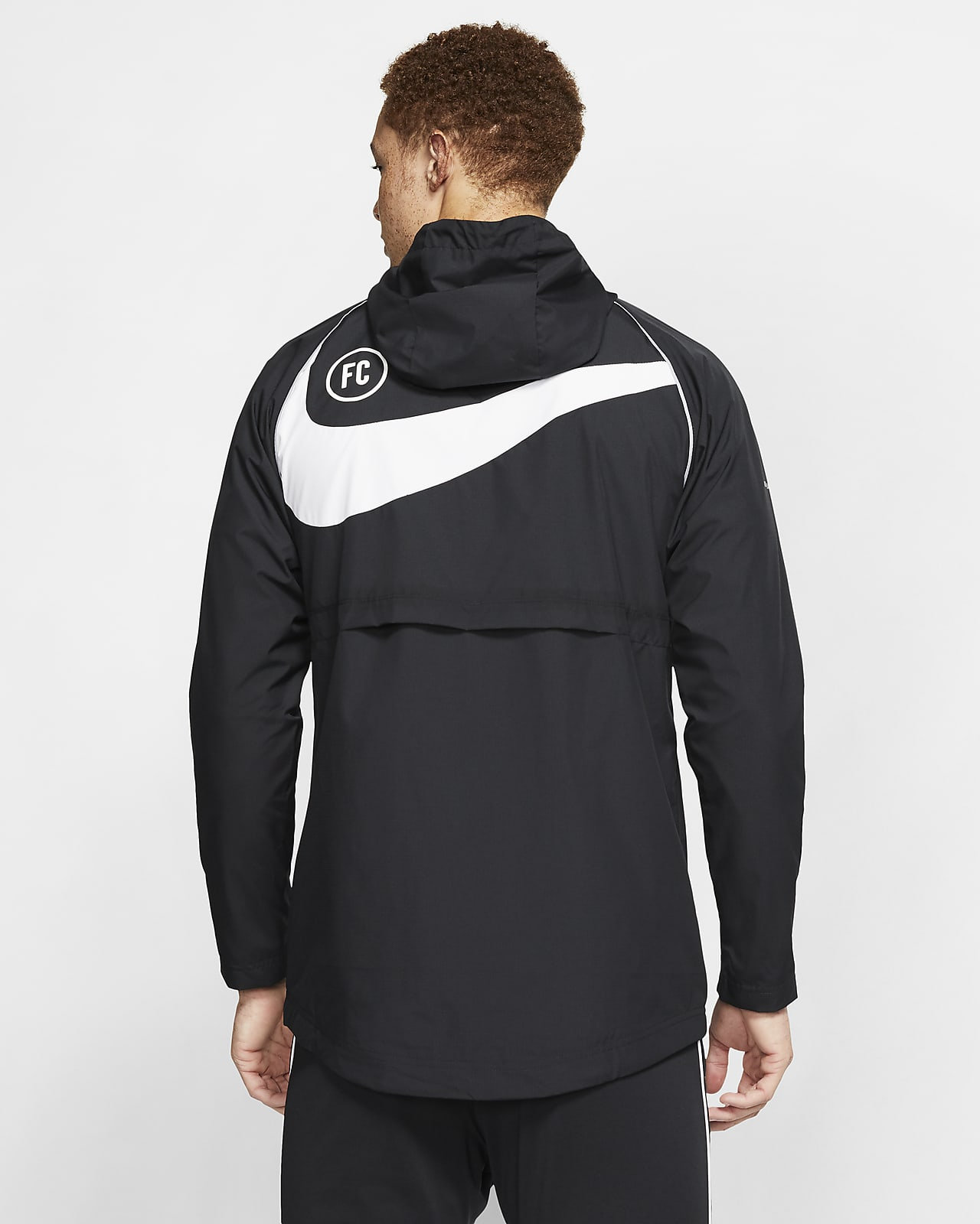 Nike F.C. Men's Football Jacket. Nike NO