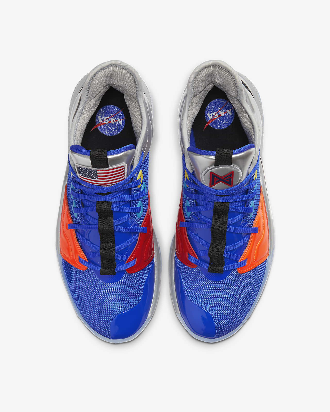 PG 3 NASA Basketball Shoe. Nike.com