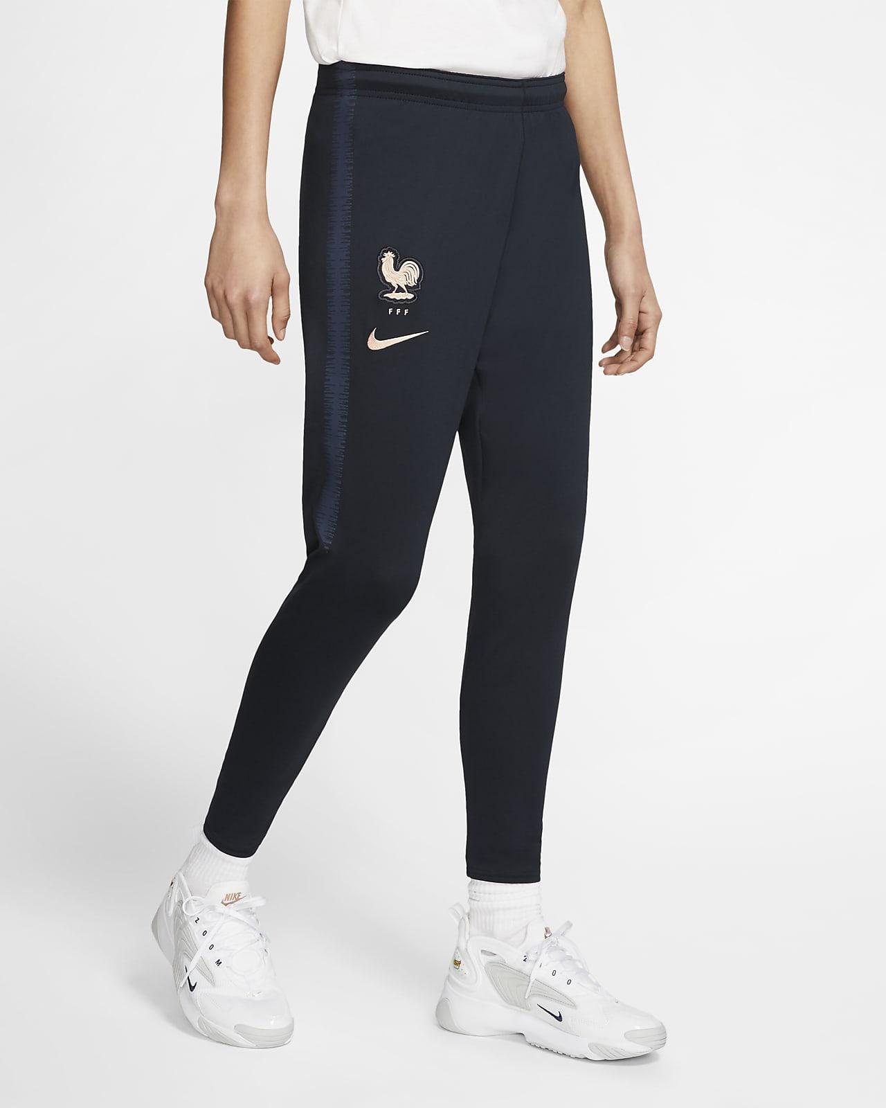 Pantalon de football FFF Squad pour Femme. Nike FR