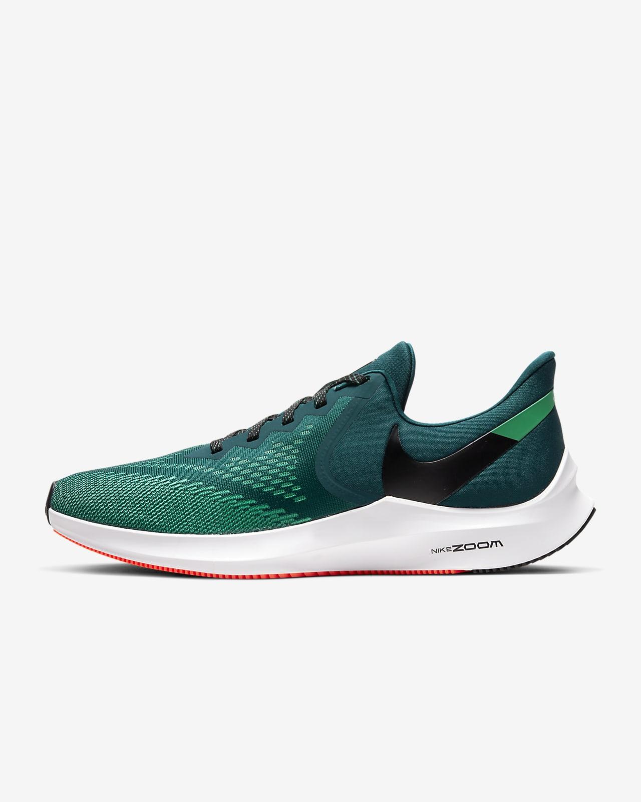 รองเท้าวิ่งผู้ชาย Nike Air Zoom Winflo 6