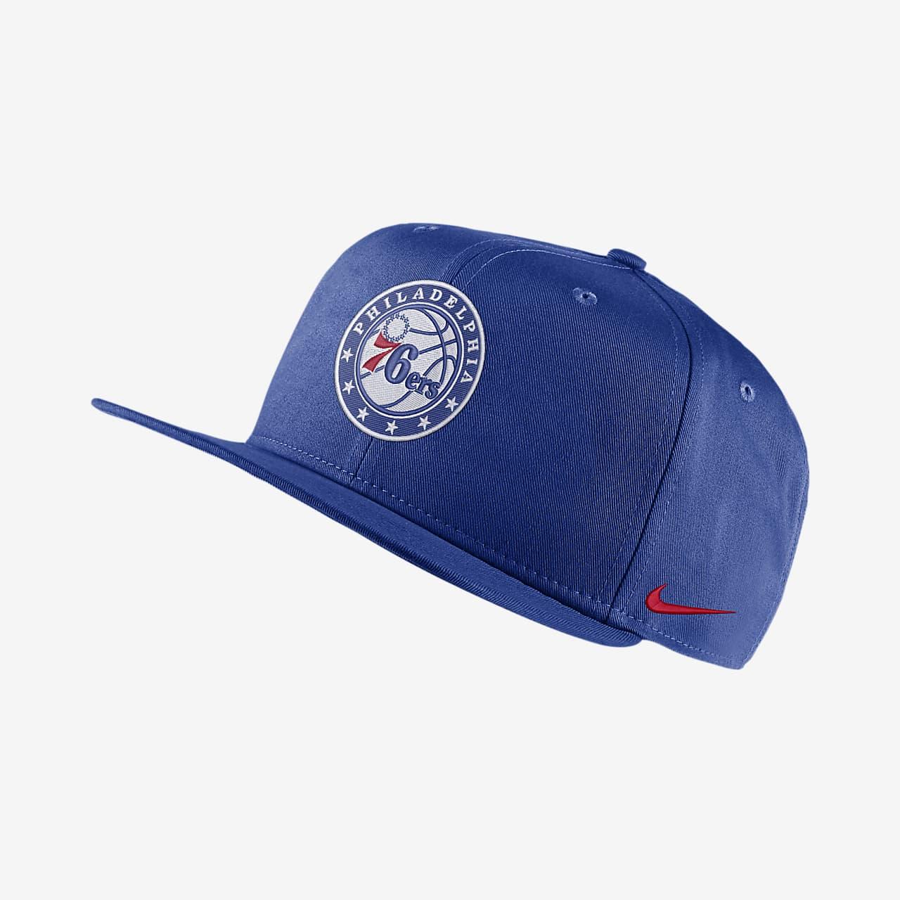 Philadelphia 76ers Nike Pro NBA Cap