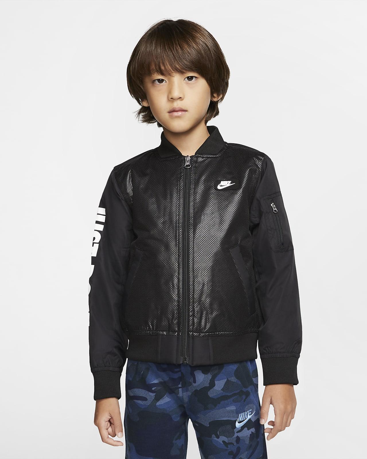 Nike Little Kids' Bomber Jacket