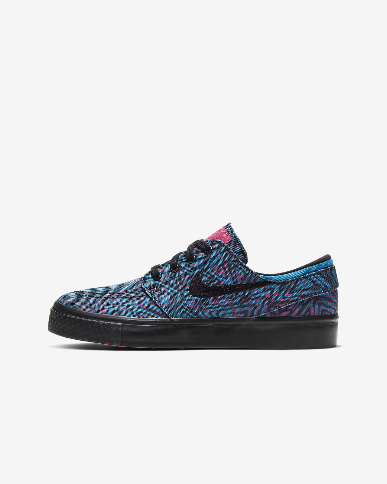 Empresario Betsy Trotwood Reducción de precios  Nike SB Stefan Janoski Canvas Premium Older Kids' Skate Shoe. Nike LU