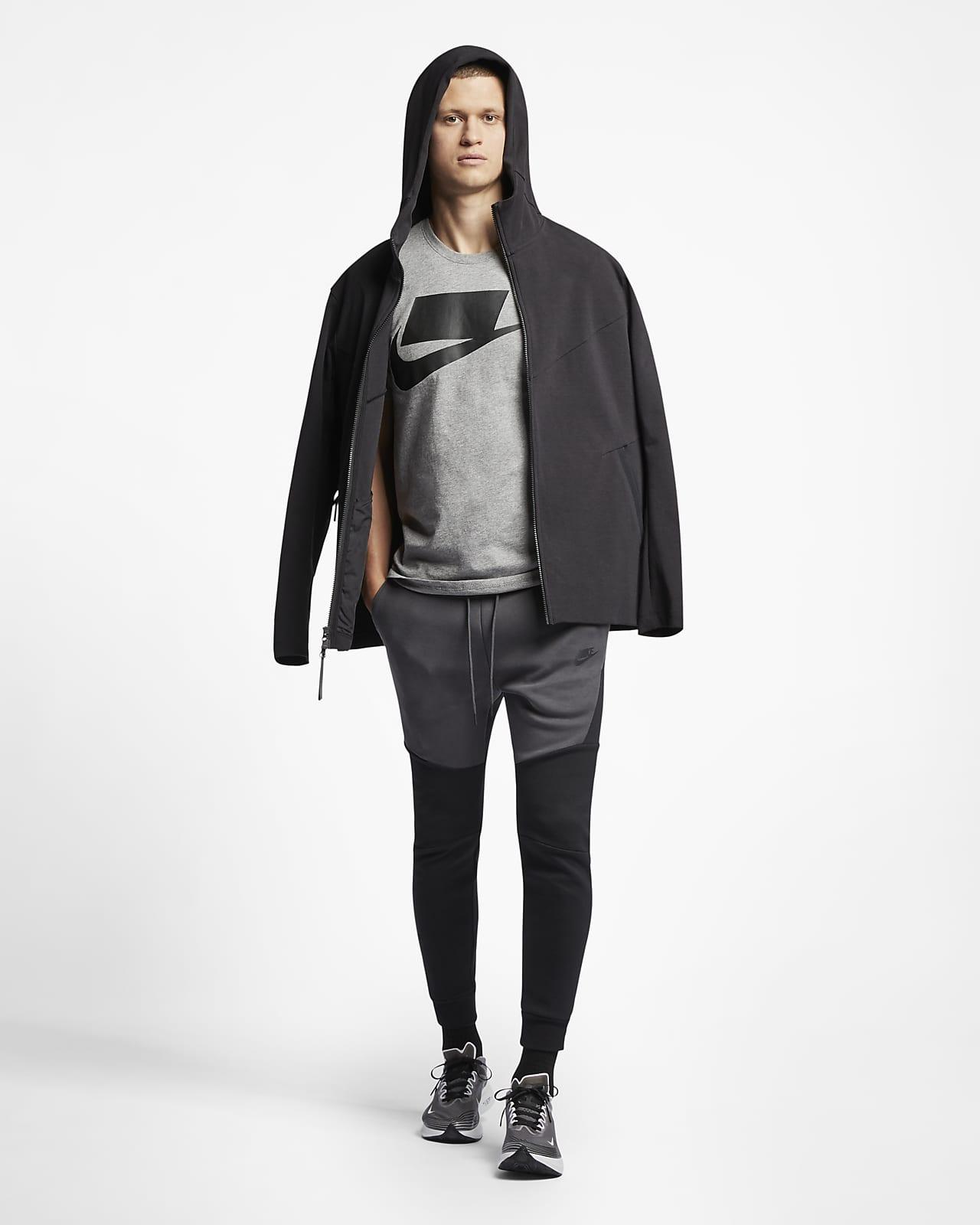 Full-Zip Knit Hoodie. Nike MA