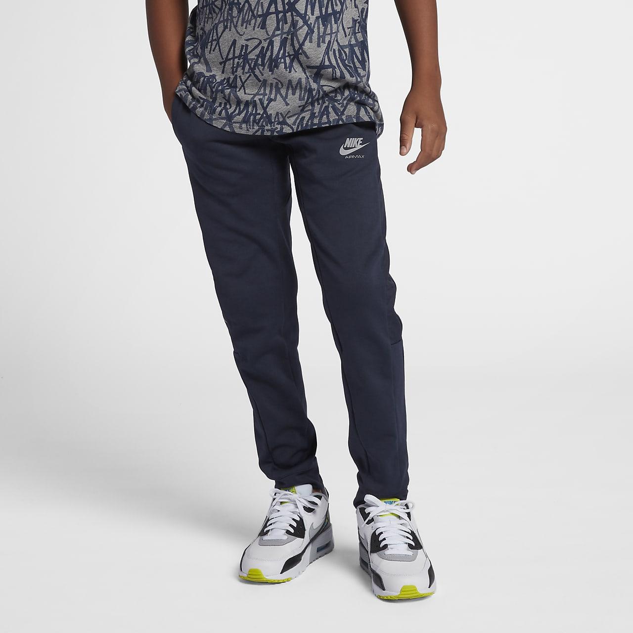 Pantalon Nike Air Max Pour Garcon Plus Age Nike Ma