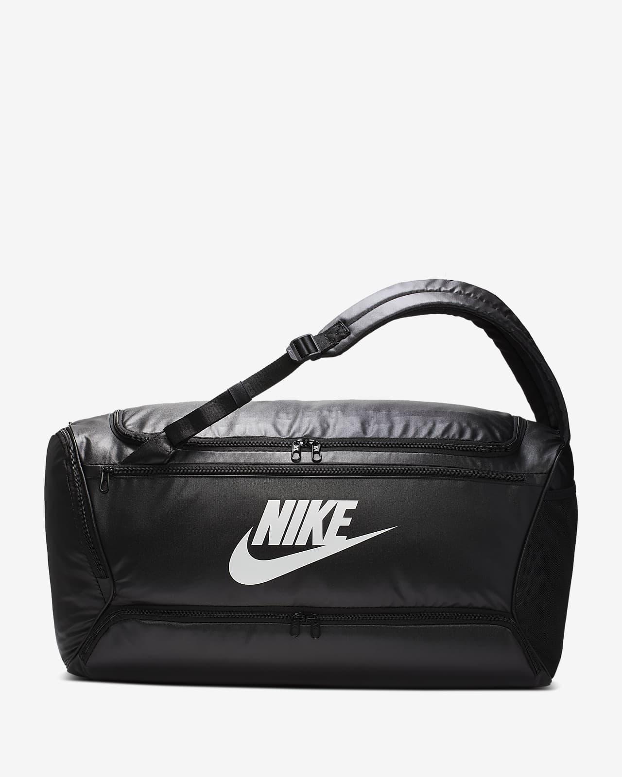 ナイキ ブラジリア トレーニング コンバーチブル ダッフルバッグ/バックパック