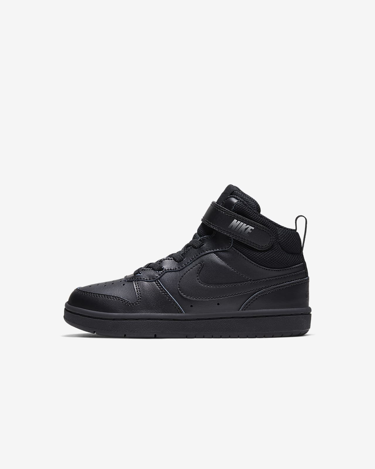 Nike Court Borough Mid 2 Younger Kids' Shoe