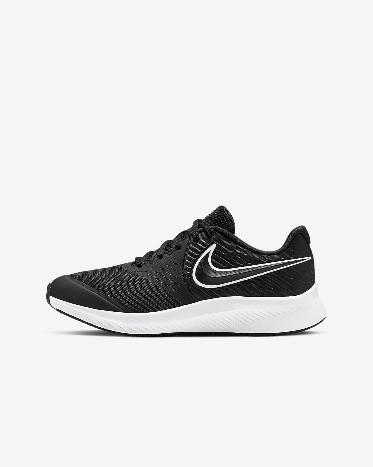 Pies suaves nicotina Para llevar  Nike Star Runner 2 Older Kids' Running Shoe. Nike LU