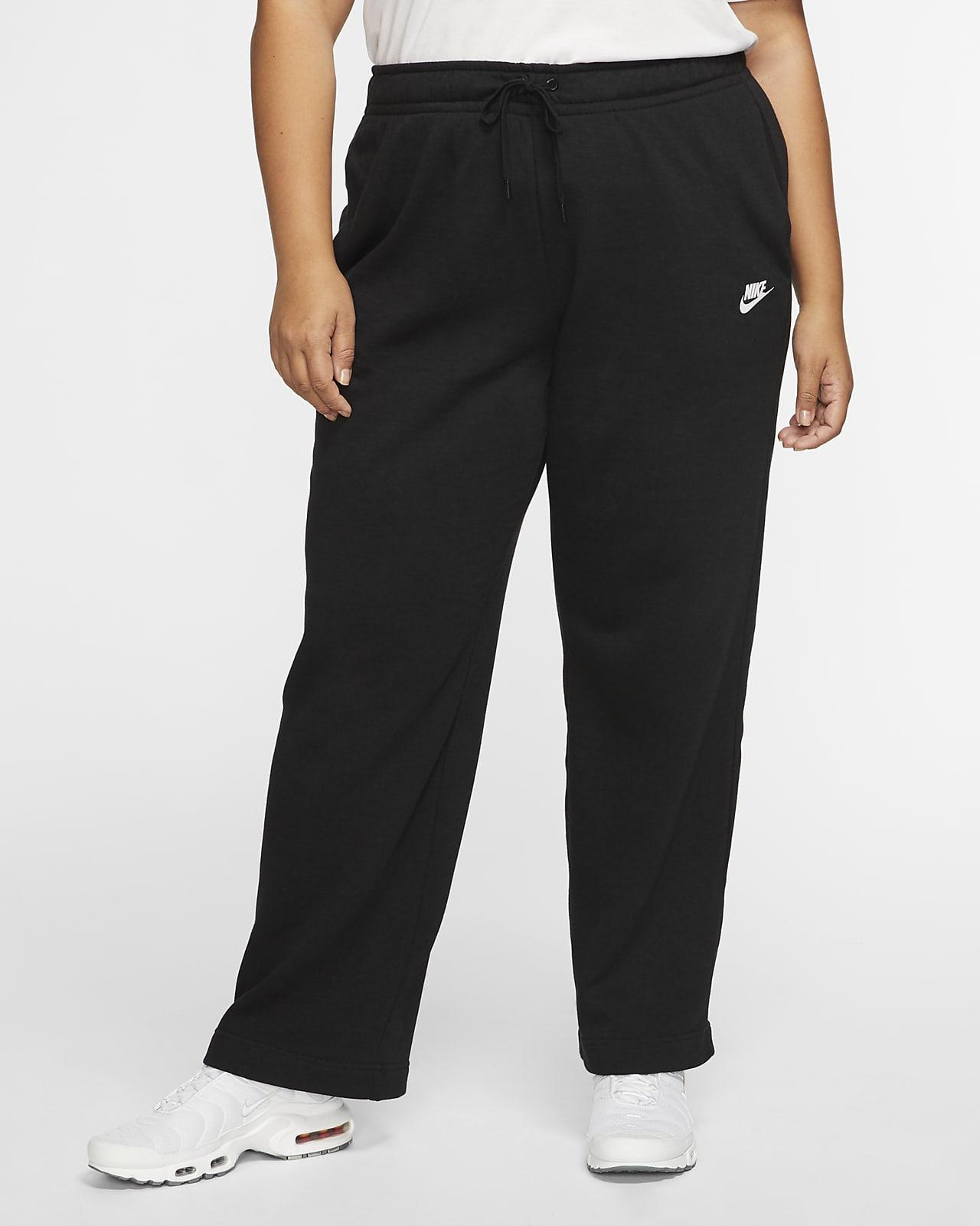 Nike Sportswear Club Fleece Women's Pants (Plus Size)