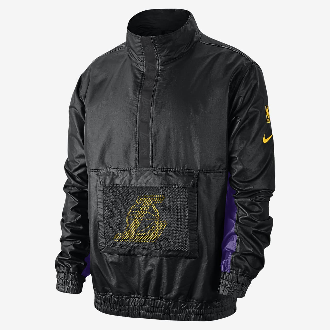 La chamarra de la NBA ligera para hombre Los Angeles Lakers Nike