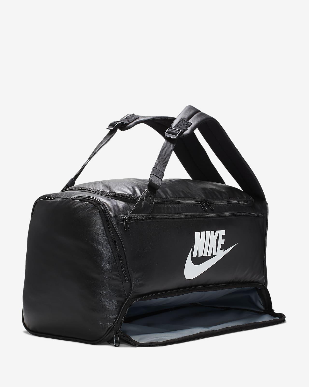 Nike Sac à dos en filet BA5388010 Brasilia Sac à dos Training Sac noir mochila