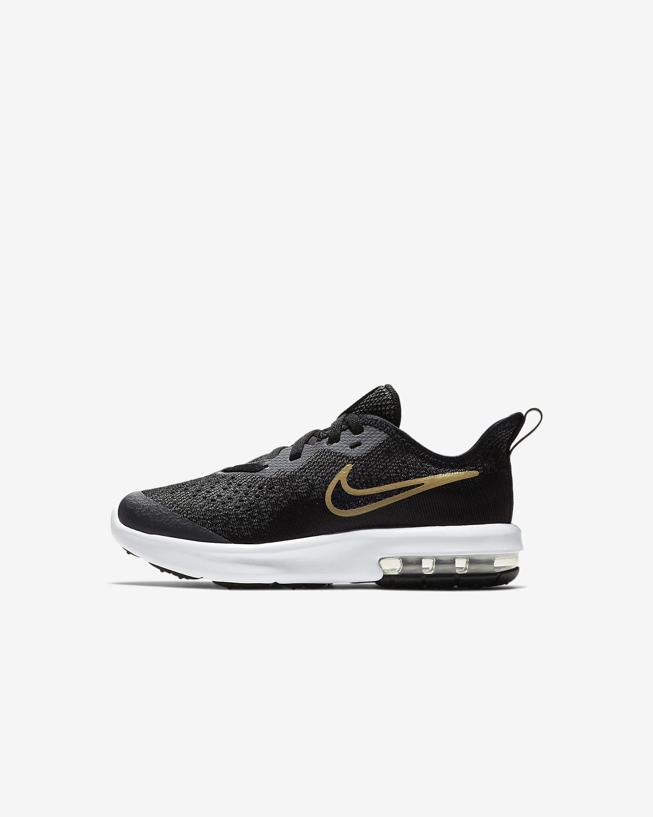 Nike Air Max Sequent 4 Shine Younger Kids' Shoe