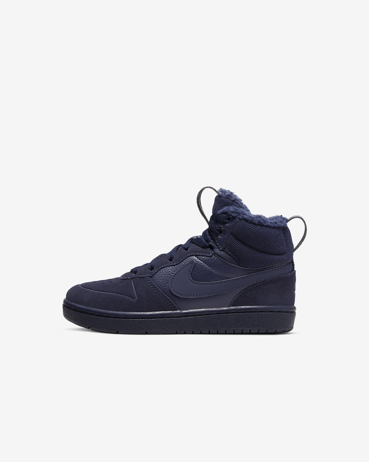 Nike Court Borough Mid 2 Kleuterboots