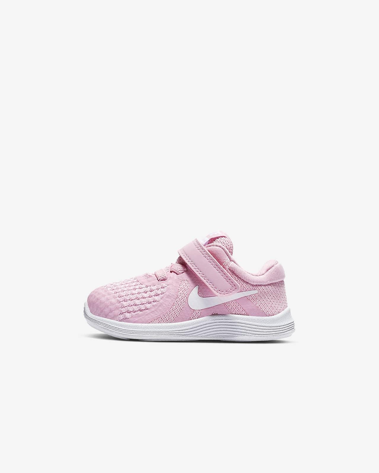 Ocultación Turismo Otoño  Nike Revolution 4 Baby & Toddler Shoe. Nike MA