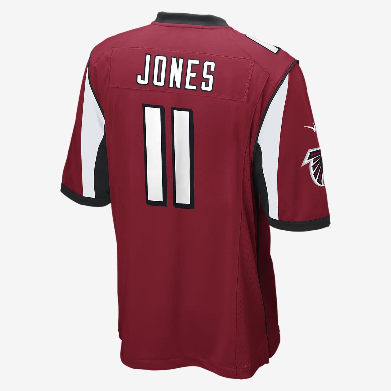 NFL Atlanta Falcons (Julio Jones) Kids' Football Home Game Jersey