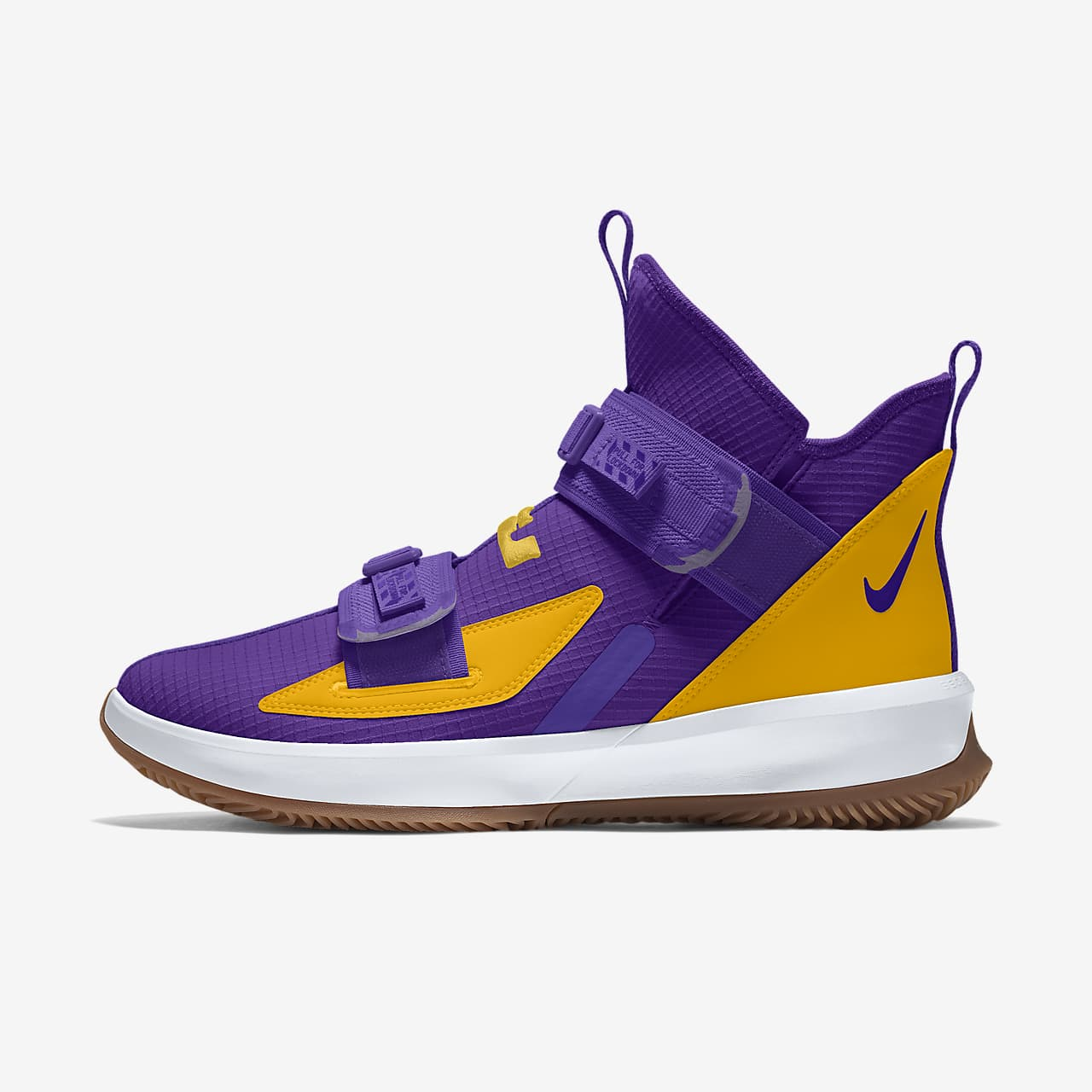 Custom Basketball Shoe. Nike SE