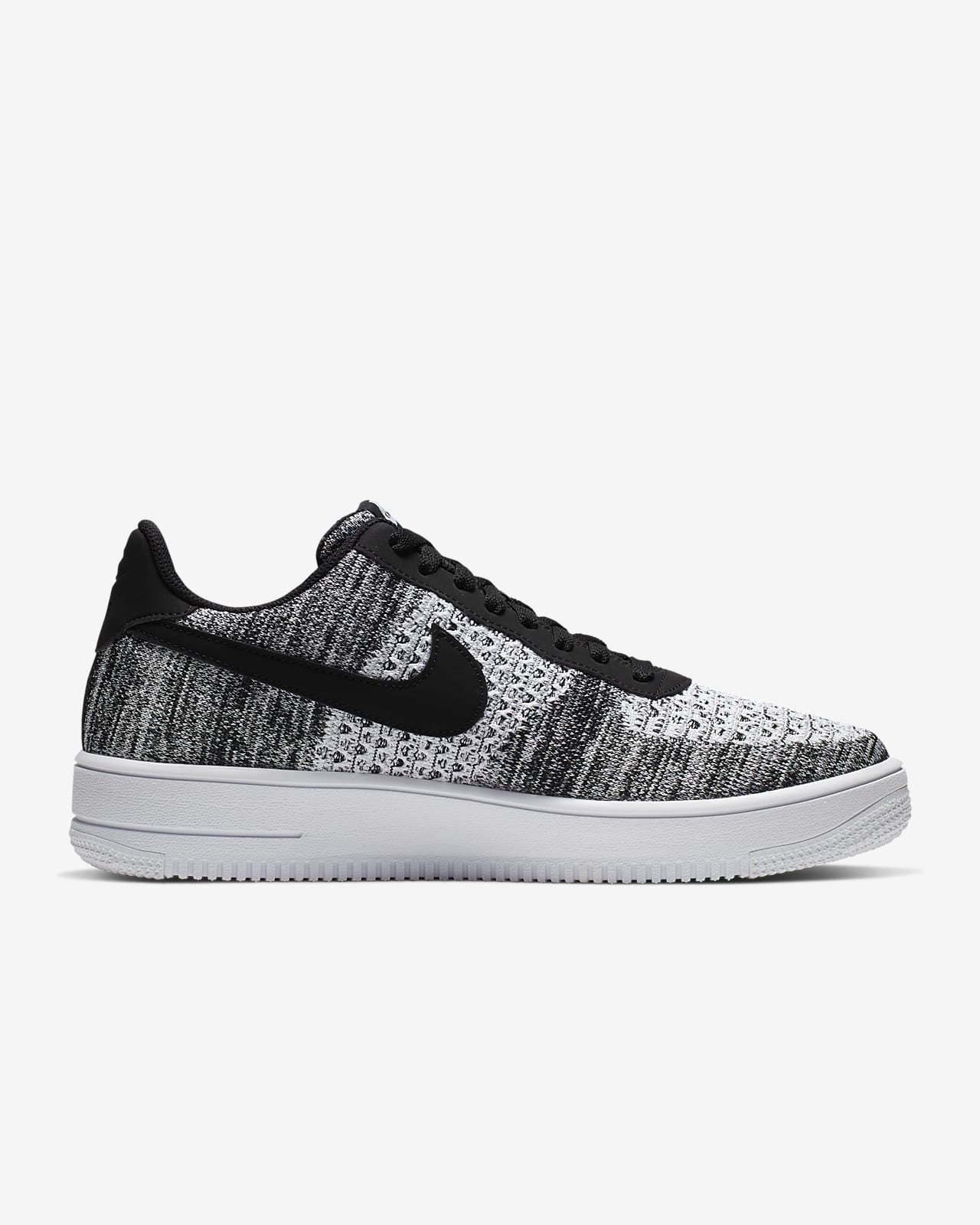 air force 1 flyknit 2.0 uomo nere
