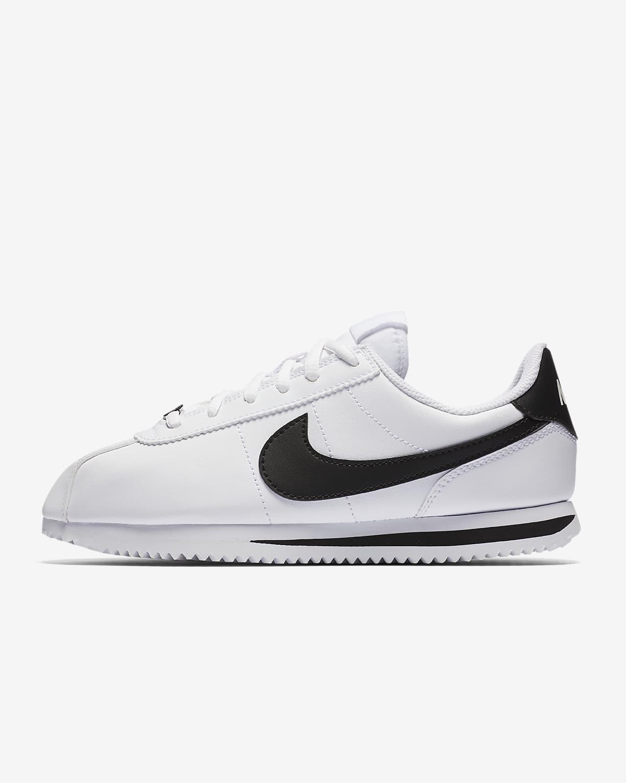 Nike Cortez Basic Big Kids' (Boys') Shoe