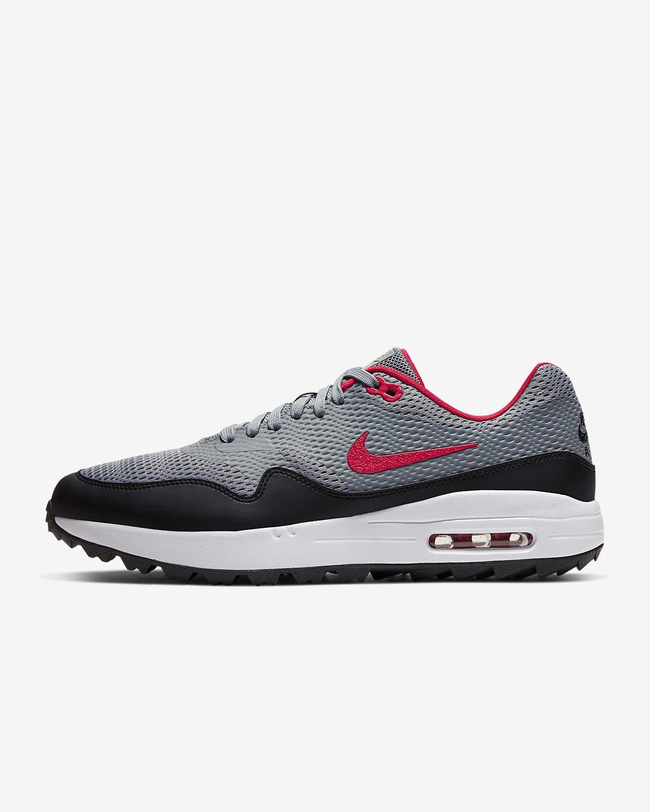 รองเท้ากอล์ฟผู้ชาย Nike Air Max 1 G