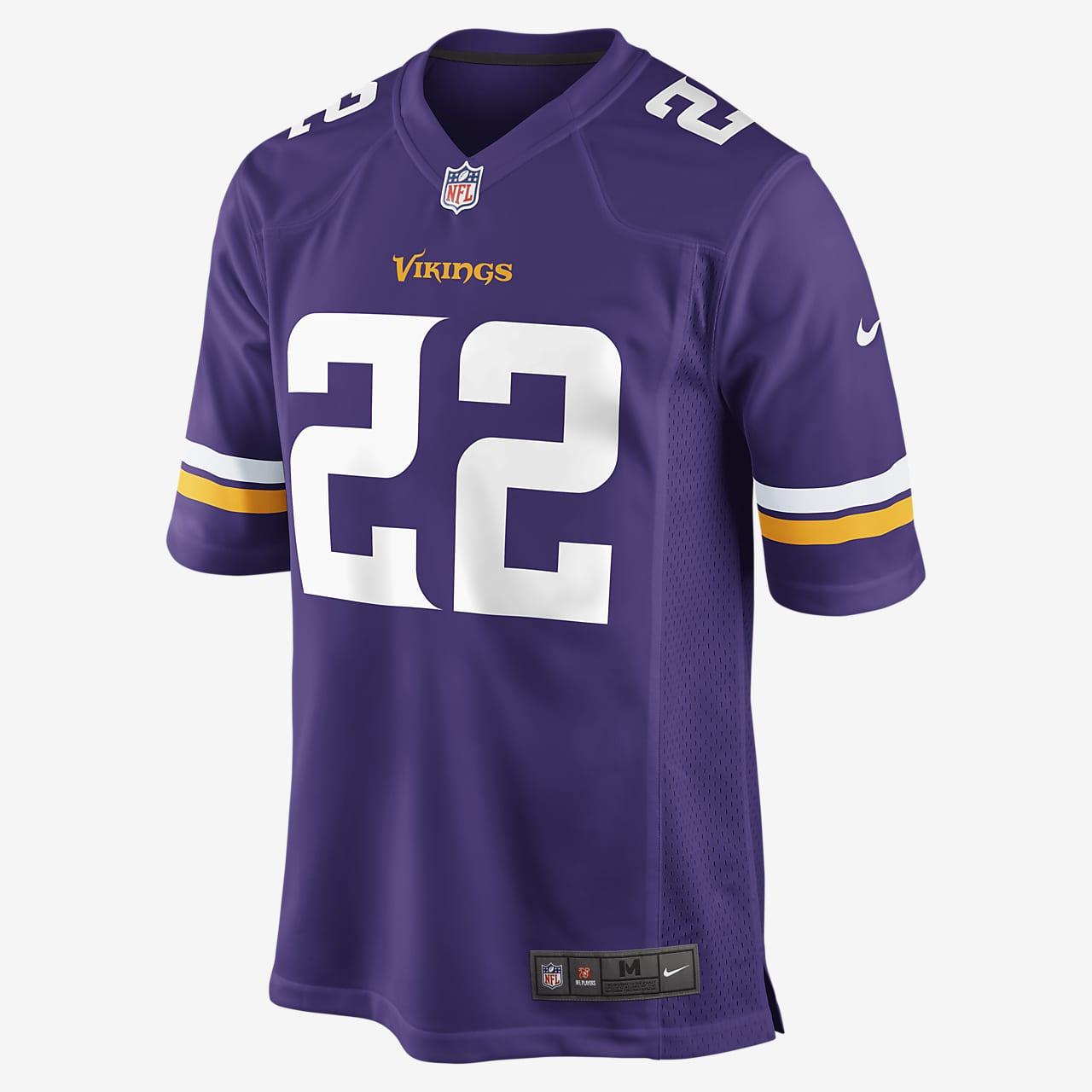 NFL Minnesota Vikings (Harrison Smith) Men's Game Football Jersey