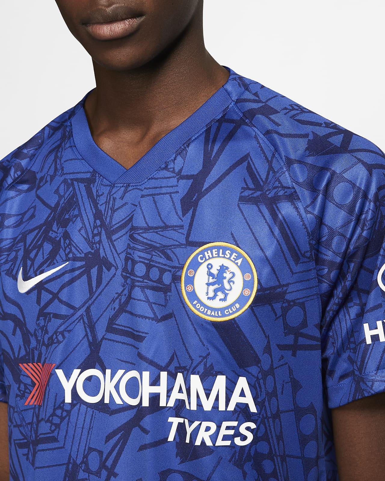 Maglia da calcio Chelsea FC 2019/20 Stadium da uomo - Home