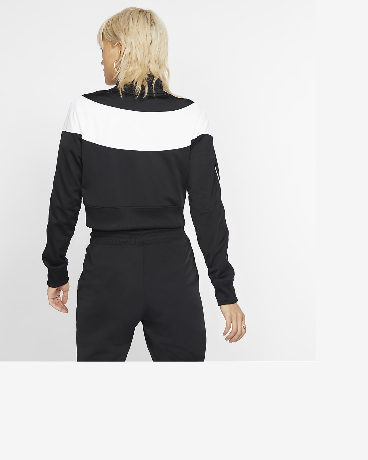 Veste de survêtement Nike Sportswear Heritage pour Femme
