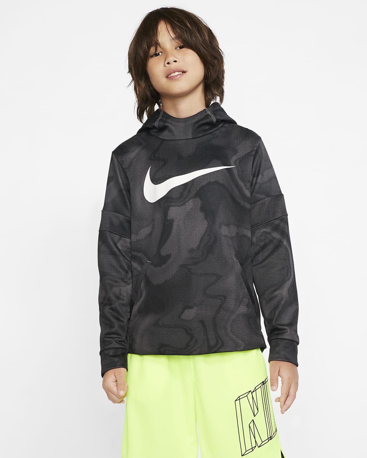 Nike Therma Big Kids' (Boys') Pullover