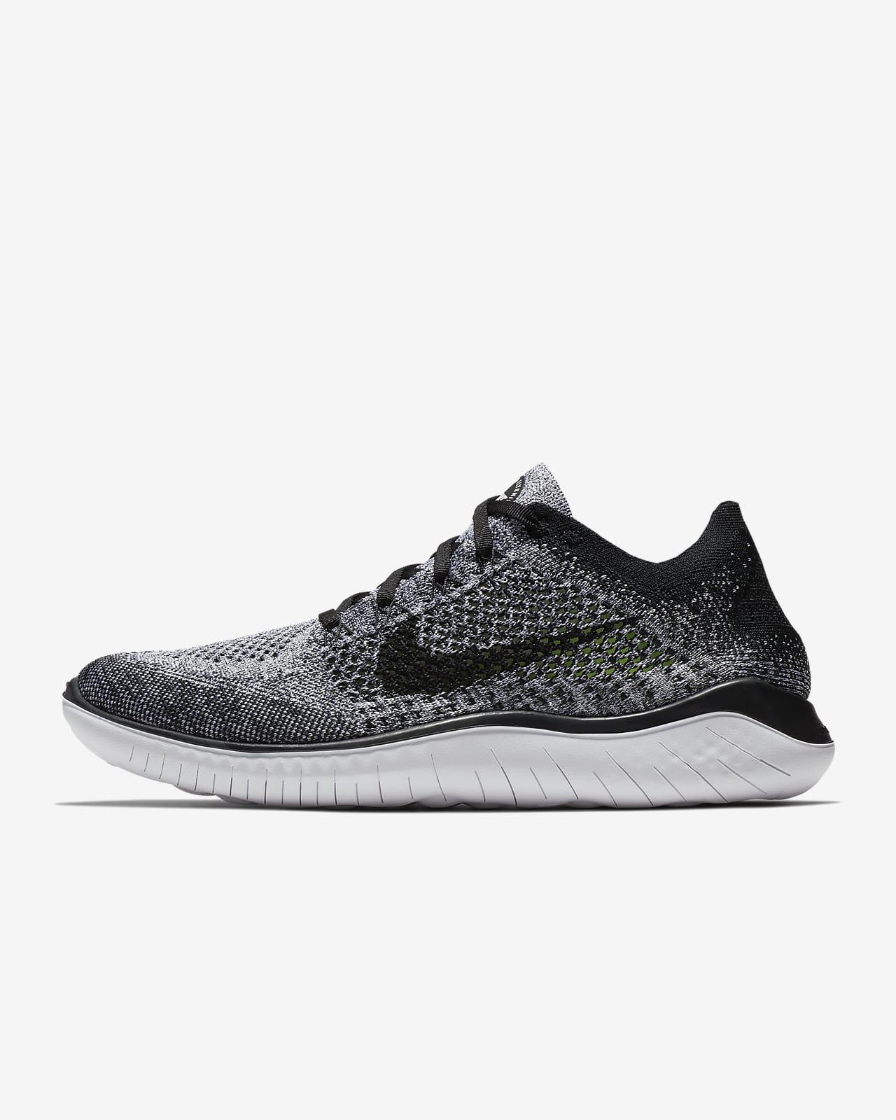 Nike Free RN Flyknit 2018 男子跑步鞋