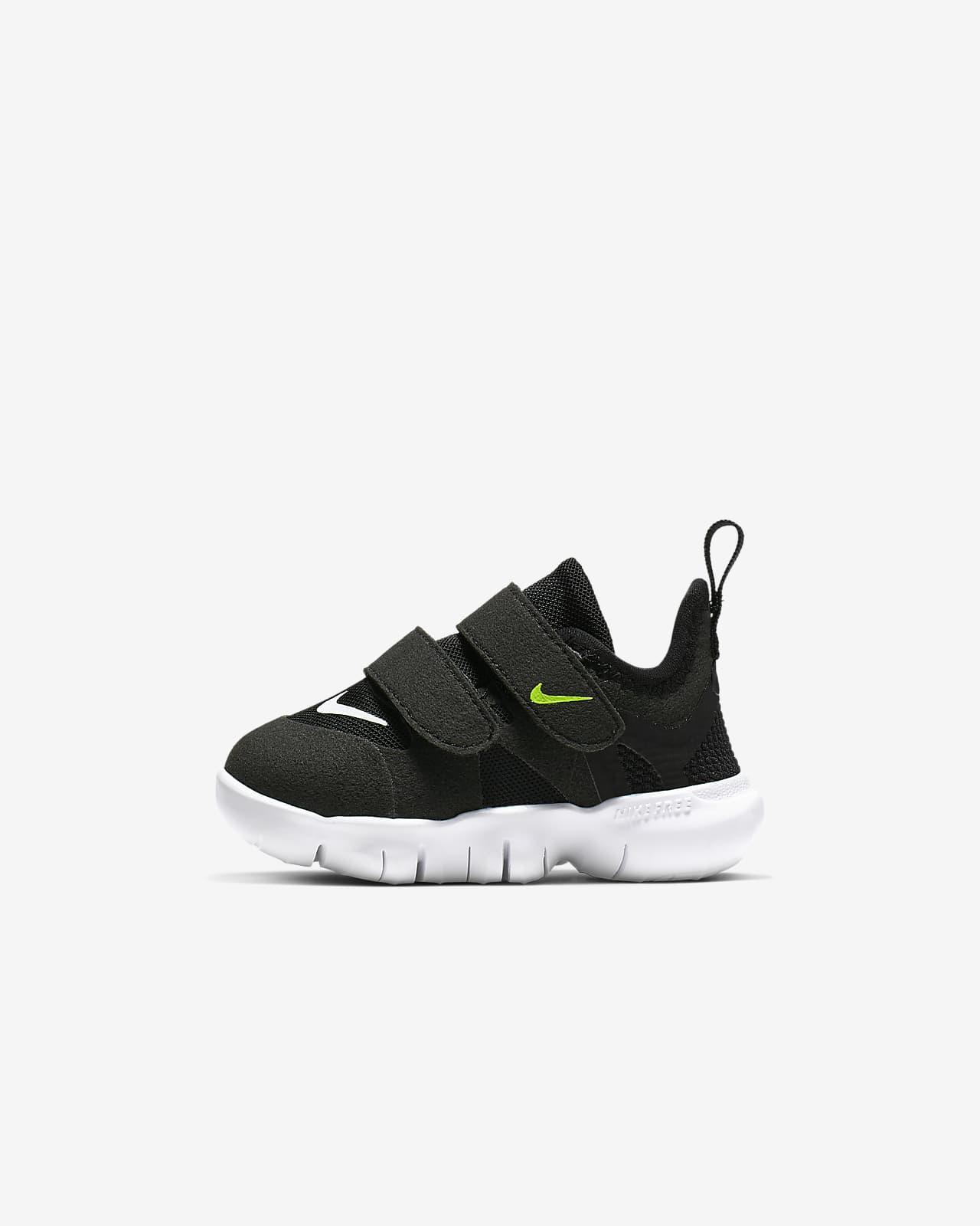 Nike Free RN 5.0 Baby and Toddler Shoe