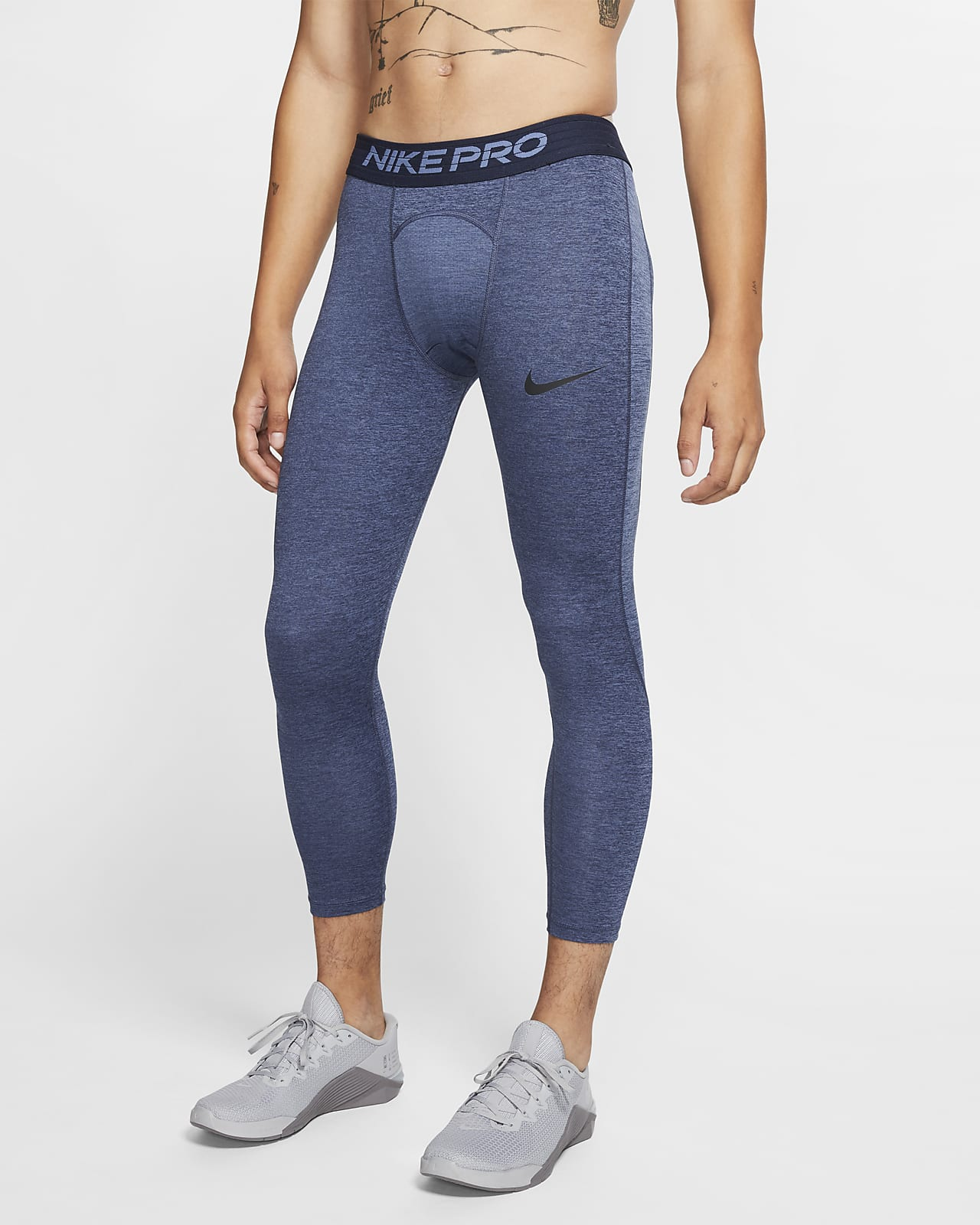 Mallas De Tres Cuartos Para Hombre Nike Pro Nike Com