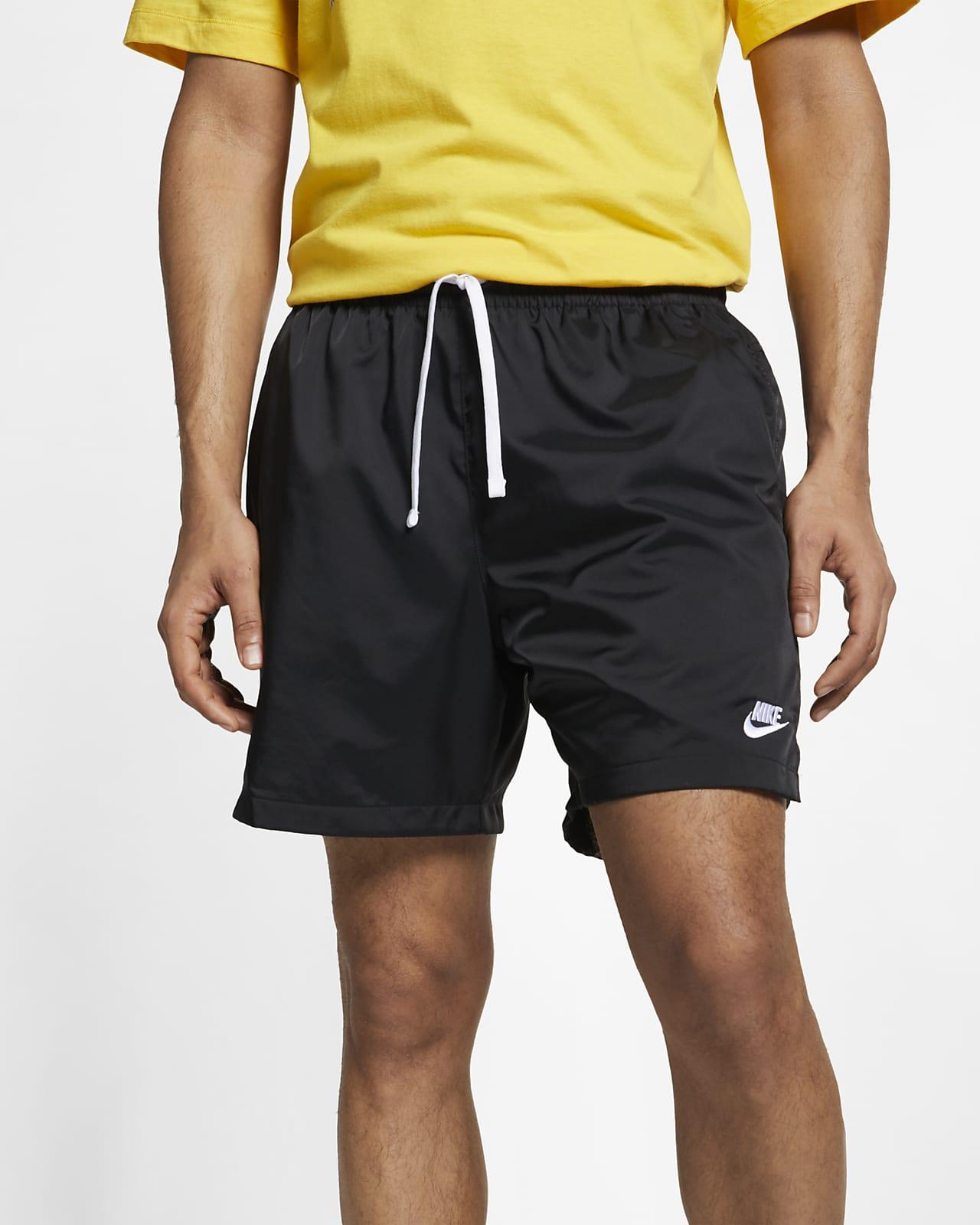 Nike Sportswear vevd shorts til herre