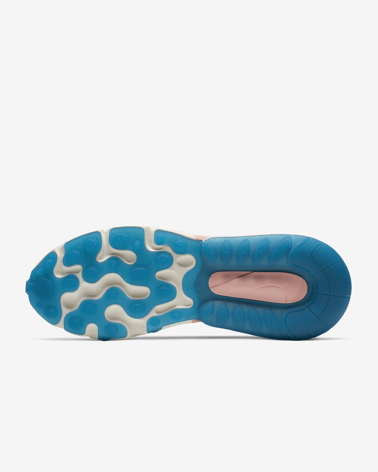turquoise nike air max 270 womens blue