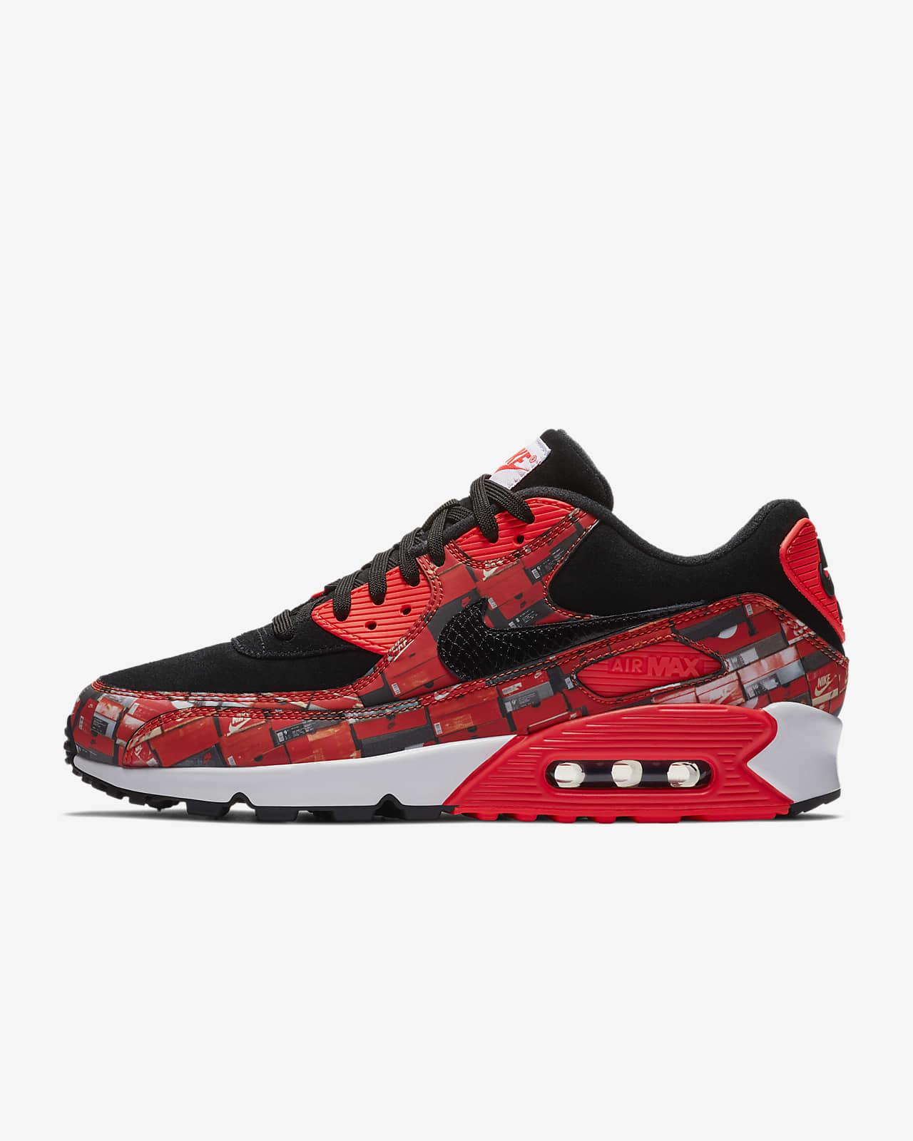Nike Air Max 90 Print Men's Shoe