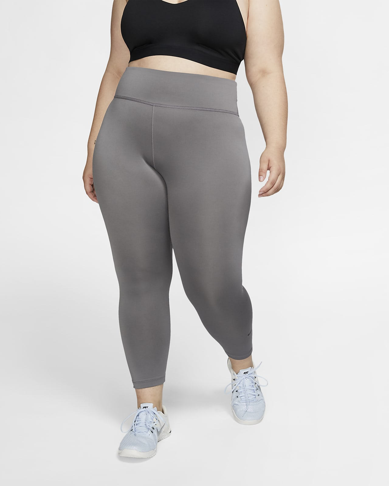 En cantidad campo Violín  Nike One Women's Crops (Plus Size). Nike.com