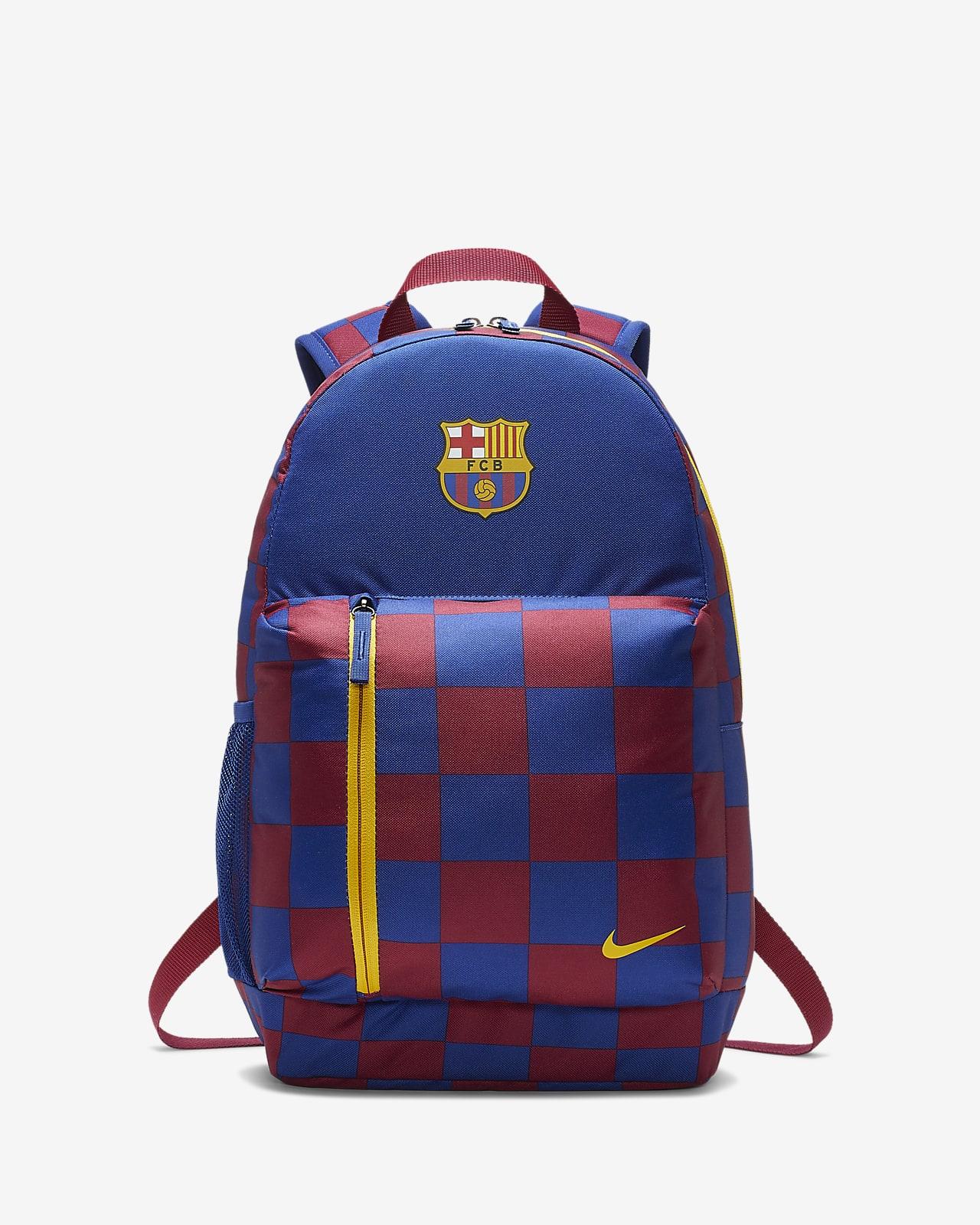 Establecer Suposición Claire  F.C. Barcelona Stadium Kids' Football Backpack. Nike AU