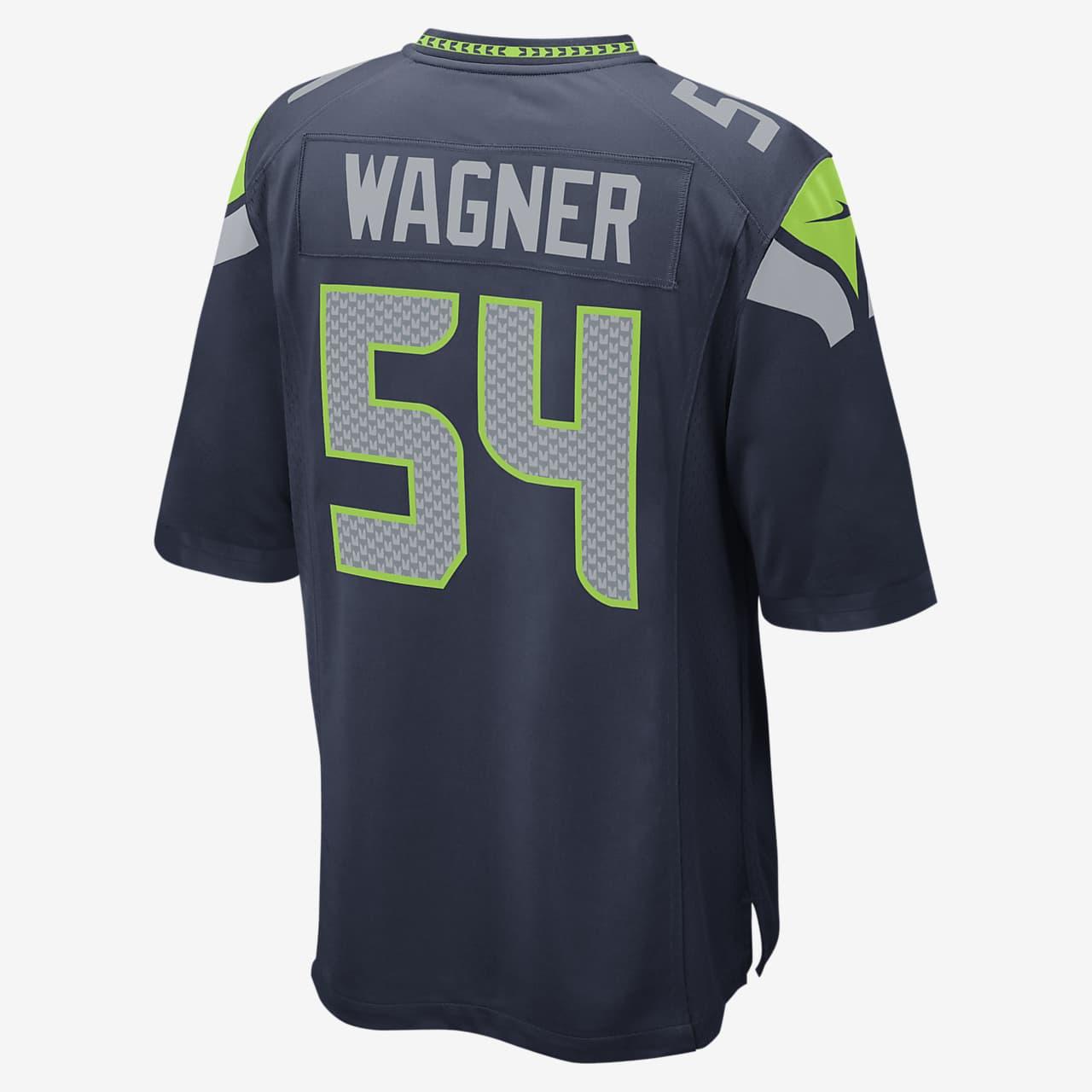 NFL Seattle Seahawks (Bobby Wagner) Men's Game Football Jersey