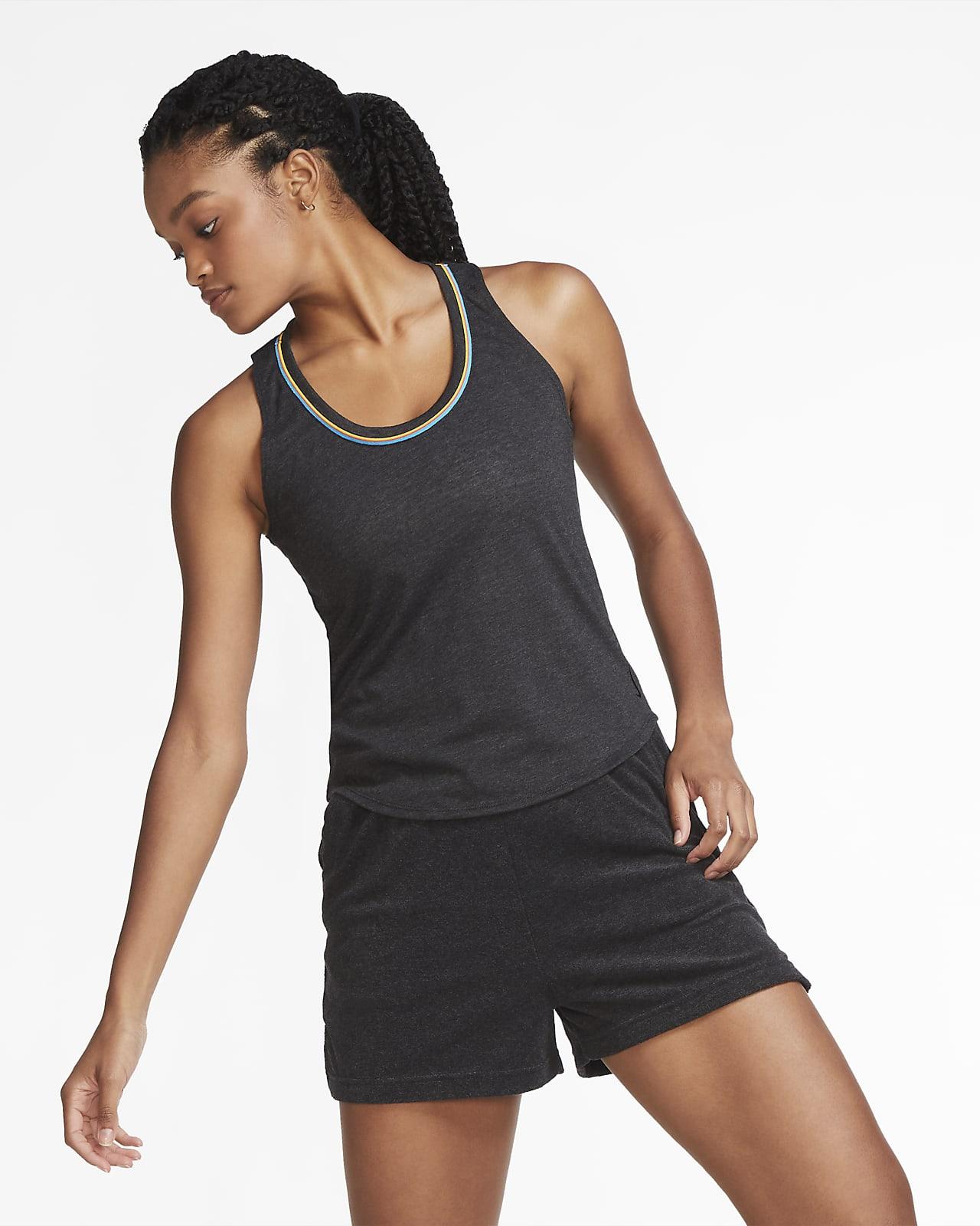เสื้อกล้ามผู้หญิง Nike Yoga
